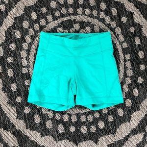 Athleta Spandex Workout Shorts